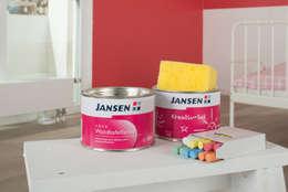 Dormitorios infantiles de estilo ecléctico por Jansen