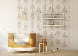 Walls & flooring by Humpty Dumpty Room Decoration