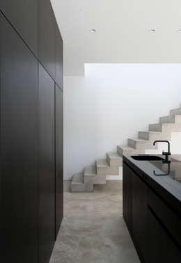 Projekty,  Kuchnia zaprojektowane przez gramming rosenmüller architekten