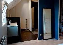 Projekty,  Łazienka zaprojektowane przez DECO CONCEPT