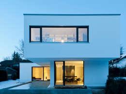 Projekty, nowoczesne Domy zaprojektowane przez gramming rosenmüller architekten