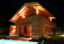moderne Huizen door Eddy Cretaz Architetttura