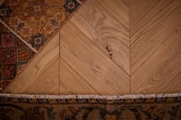 Дизайн-студия интерьера 'ART-B.O.s'의  벽 & 바닥