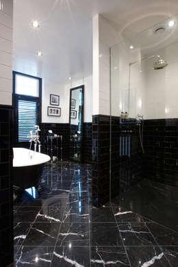 Projekty,  Łazienka zaprojektowane przez Artisans of Devizes