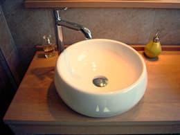eclectische Badkamer door BAOM