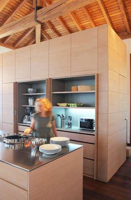 moderne Keuken door isabella maruti architetto