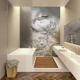i rivestimenti per bagni creativi