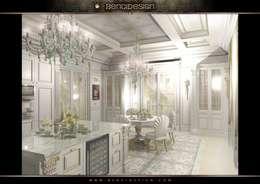BenciDesign: klasik tarz tarz Mutfak