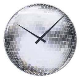 Настенные часы DISCO: Гостиная в . Автор – ИноВид
