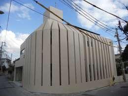 アトリウム: 一級建築士事務所 FADが手掛けた家です。