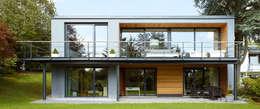 Projekty,  Taras zaprojektowane przez insa4 ingenieure  sachverständige  architekten