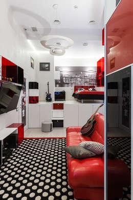 Комната подростка: Детские комнаты в . Автор – Интерьеры от Марии Абрамовой