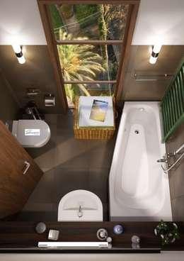 حمام تنفيذ T&R Design GmbH