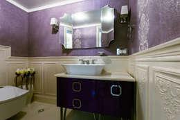 Интерьеры от Марии Абрамовой의  화장실