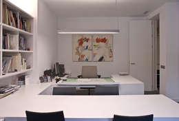 Oficinas y tiendas de estilo  por Bio Decó
