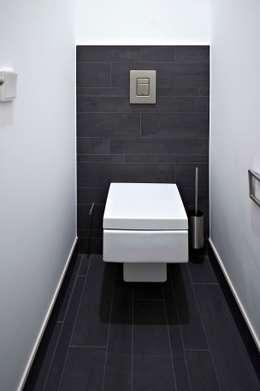 ห้องน้ำ by insa4 ingenieure  sachverständige  architekten