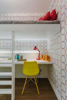 Chambre d'enfant de style de style Moderne par STUDIO LN