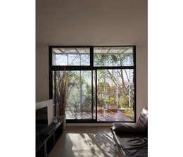 Casa Silvia y Omar: Ventanas de estilo  por IR arquitectura