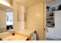 Salle de bains de style  par Brigitte Hübner