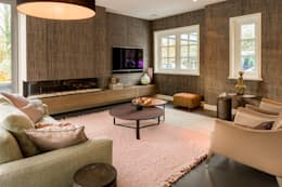 Salon de style de style Moderne par Design Gietvloer