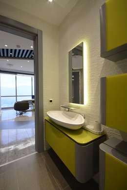ÜNMO – Ünmo: modern tarz Banyo
