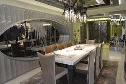 ÜNMO – Ünmo: modern tarz Yemek Odası