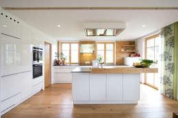 Cuisine de style de style Classique par Atelier für Küchen & Wohnkultur Laserer