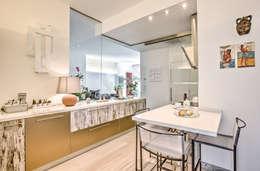 eclectische Keuken door GHINELLI ARCHITETTURA