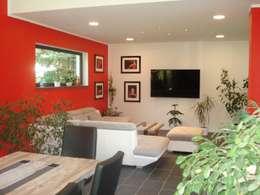 Villa Linda Moderne Wohnzimmer Von EBH Haus