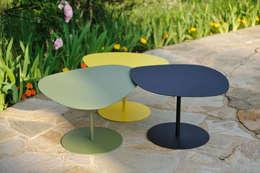 Table basse: Jardin de style de style Moderne par Vue Jardin