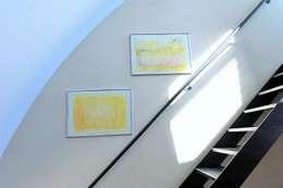detail - loam rendering: moderne Wand & Boden von allmermacke