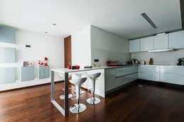 a3mais: modern tarz Mutfak