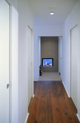 Koridor dan lorong by na3 - studio di architettura