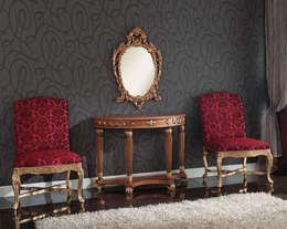 Livings de estilo clásico por Envy furniture