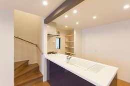 秦野浩司建築設計事務所의  주방