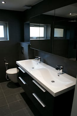 modern Bathroom by The Market Design & Build