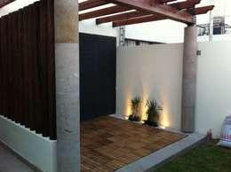 Terrasse de style  par Arq. Beatriz Gómez G.