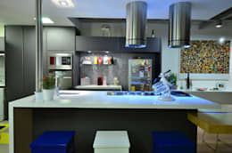 باورچی خانہ by HECHER YLLANA ARQUITETOS