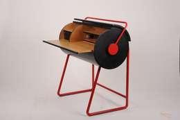 Salas/Recibidores de estilo moderno por Graf Wohnraumdesign