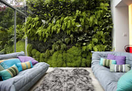 modern Garden by Green Gallery