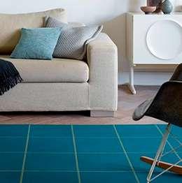Walls & flooring by Claudia Weber Raumgestaltung