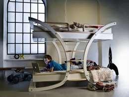 Habitaciones infantiles de estilo  por Mimondo