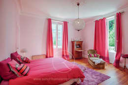 Спальни в . Автор – Sandrine RIVIERE Photographie