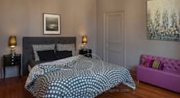 Kamar Tidur by Sandrine RIVIERE Photographie
