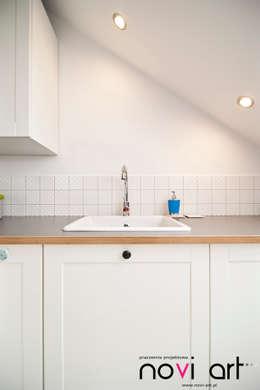 scandinavische Keuken door Novi art