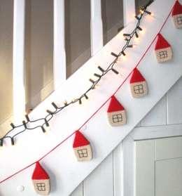 scandinavian Corridor, hallway & stairs by Handmade of Passion