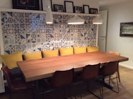modern Dining room by DyD Interiorismo - Chelo Alcañíz