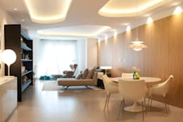 modern Living room by MADG Architect