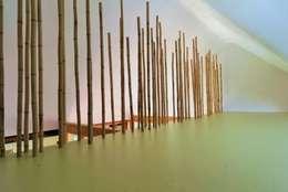 Corridor, hallway by allmermacke