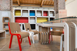 Office spaces & stores  by lessmore